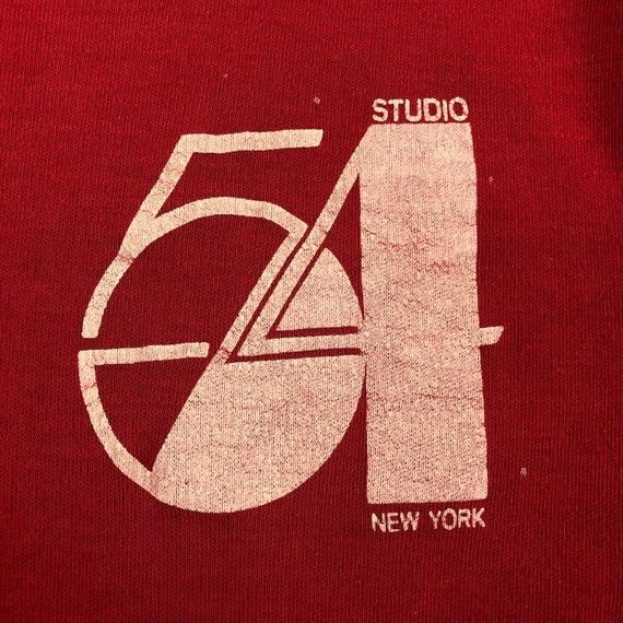 Vintage 1970's Studio 54 T-Shirt - image 2