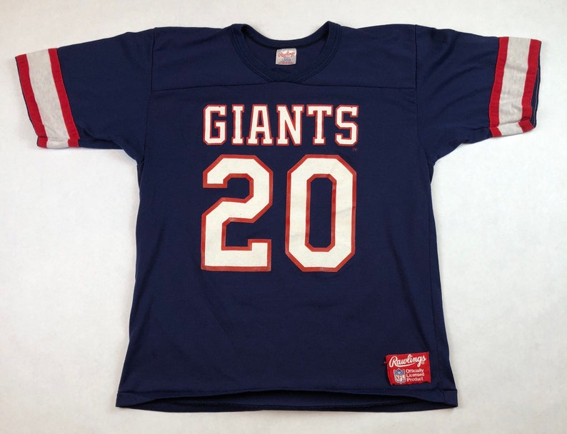 quality design cd5ec f0be8 vintage new york giants jersey