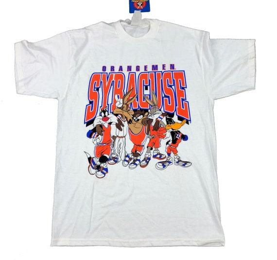 Vintage Looney Toons Syracuse Orangemen Basketball