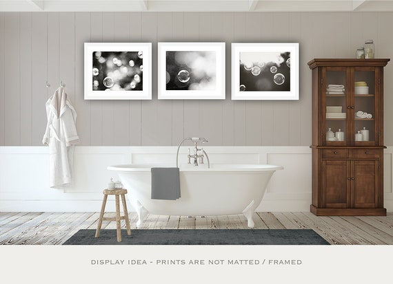 Decorazione Pareti Bagno : Bagno decorazione della parete fine art photography stampa etsy