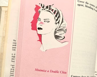 Adrien Arpel's 851 Fast Beauty Fixes And Facts | Vintage Beauty Book | Beauty Tips