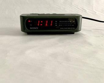 Dream Machine   Sony Dream Machine   90s Digital Clock Radio