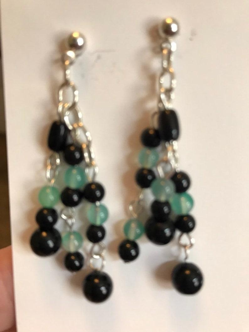 necklace bracelet Jewelry set bohemian jewelry earrings one of a kind handmade jewelry