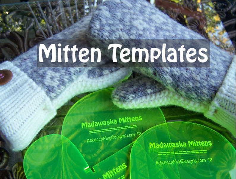 MITTEN PATTERN TEMPLATES  how to make mittens from upcycled image 0
