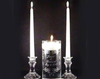 Unity Candle Etsy