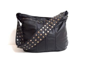 Veronica Mars Bag Black Leather - Season 4