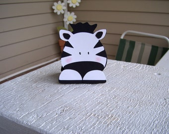 Zebra Favor Box Set of 12 with Free Shipping