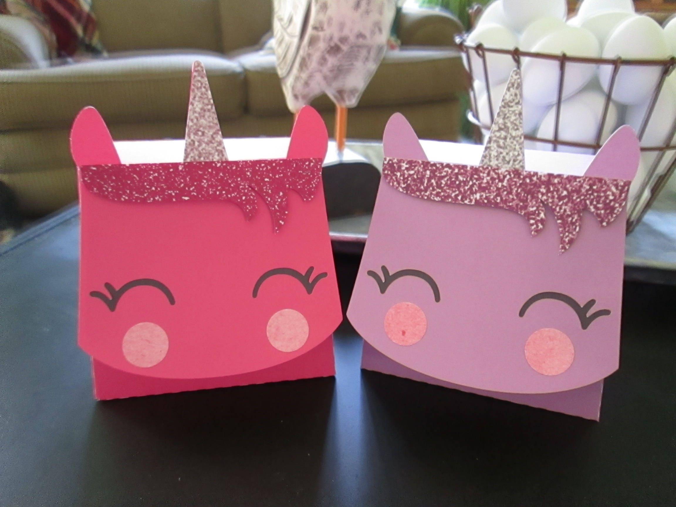 Unicorn Boxes Set of 12 with Free Shipping