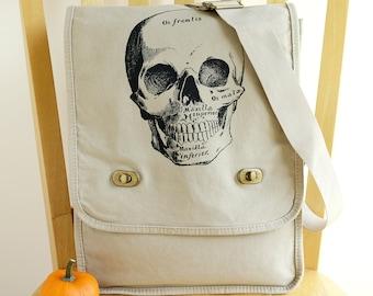 HP13 inch Laptop Messenger Depositphotos/_214907276-stock-illustration-day-dead-skull-floral-ornament Handbag Laptop Bag Compatible 13-13.3 inch MacBook Air Pro