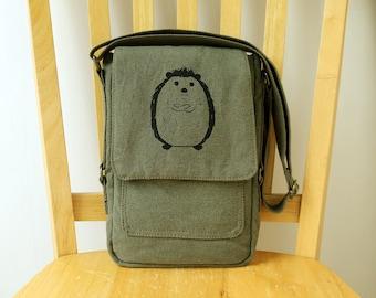 Hedgehog Tech Bag Small Purse Crossbody Shoulder Bag