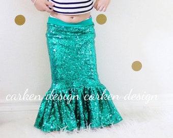 mermaid skirt for girl
