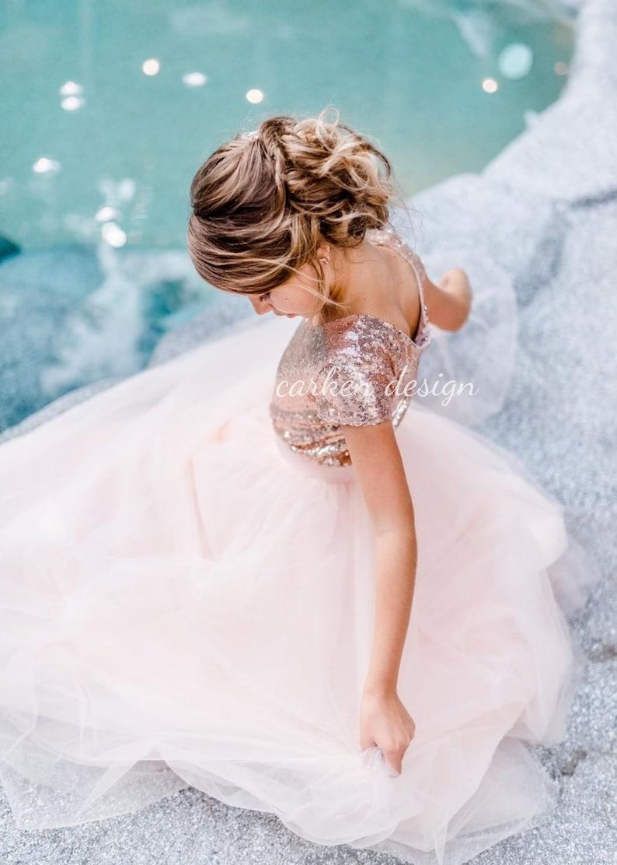 438b8ccd2 Sequin leotard one piece romper flowergirl outfit dance