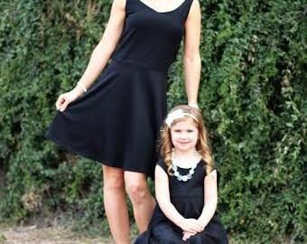 Carrollton Avenue Circle Skirt Dress PDF sewing pattern for Women, women's circle skirt pdf sewing pattern dress pattern Seamingly Smitten