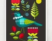 New Zealand, Folk, Tui, NZA9