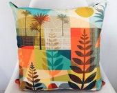 New Zealand Landscape, cushion cover