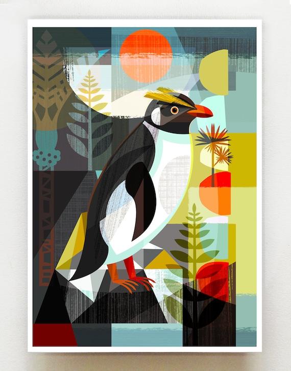 New Zealand Tawaki (Penguin) NZA11