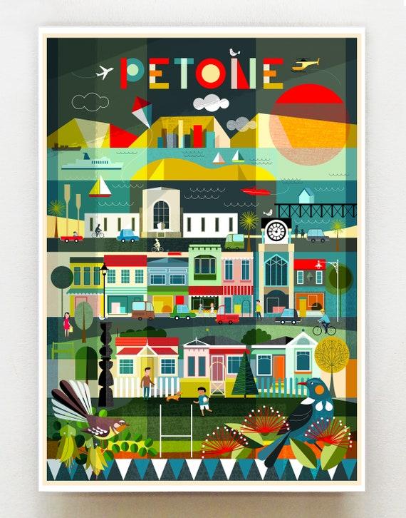 Petone, Wellington, New Zealand, NZA103