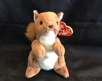 924ff997560 Beanie Baby Nuts 1996