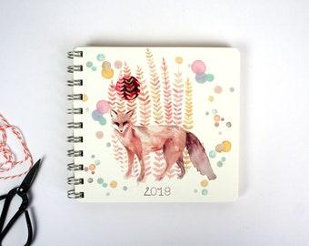 Fox 2018 Diary