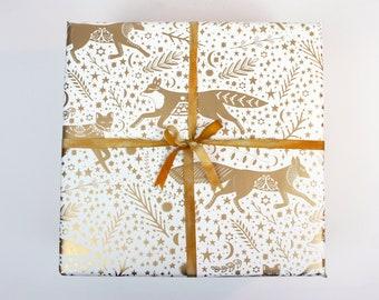 Stargazer Wrapping Paper