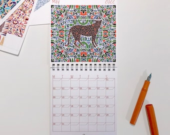 2022 Small Wall Calendar