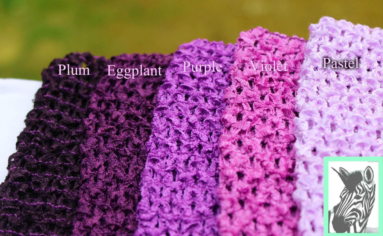 Purple Shades 12 10 9 8 Etsy