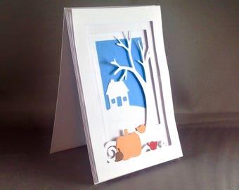 Cute Halloween Card with Halloween Pumpkin Spice Card | Funny Halloween Card | Halloween Invitation | Pumpkin Cards | October Birthday
