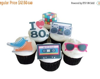 FREE SHIPPING CANADA 80s Theme Party