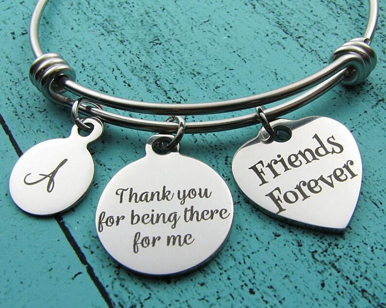 INFINITY FRIENDSHIP BRACELET BEST FRIEND /'BFF/' STAMPED BESTIE GIFT FREE POSTAGE