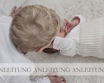 NATURKINDER Baby Sleeping Bag Pattern