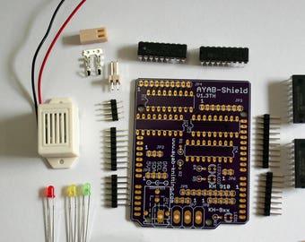 AYAB Shield Kit v1.4TH - Brother Knitting Machines KH 910/950+ KH 930/940 alternative Patterncontrol