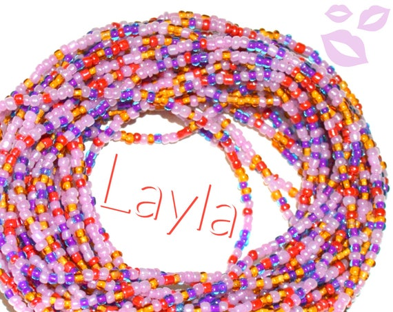Layla ~ Waist Beads & More ~ Low Stock