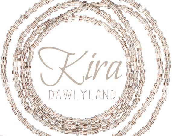 Kira ~ Custom Fit Waist Beads & Mega Wraps