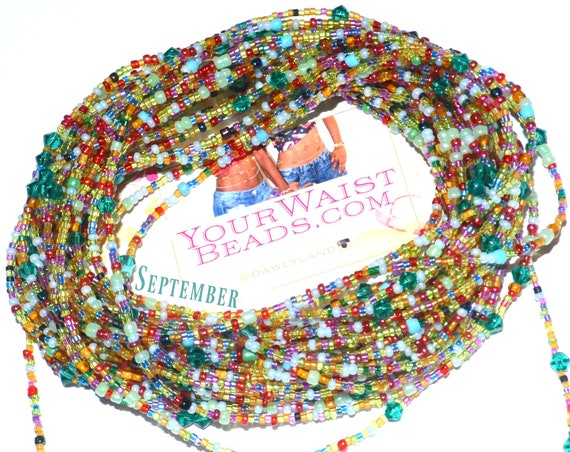 Waist Beads & More ~ September ~ LowStock