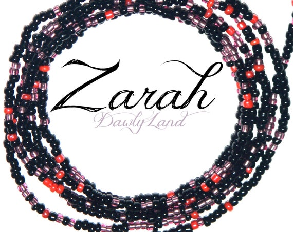 Zarah ~ Custom Fit Waist Beads & Mega Wraps