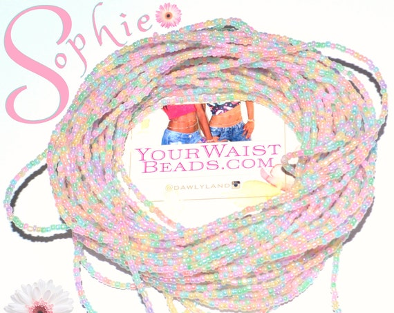 Waist Beads & More ~Sophie ~ YourWaistBeads.com~ LOW STOCK
