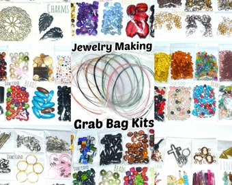 Jewelry Making Supply GrabBags • Pick Your Project