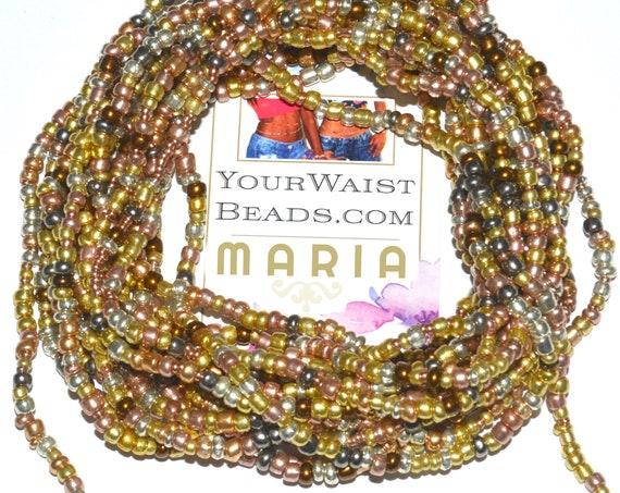 Waist Beads &More ~Maria ~ Anklet Bracelet or #Beadkini