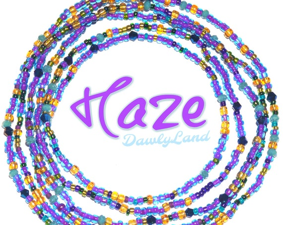 Haze ~ Custom Fit Waist Beads & Mega Wraps