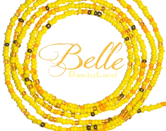 Belle ~ Custom Fit Waist Beads & Mega Wraps