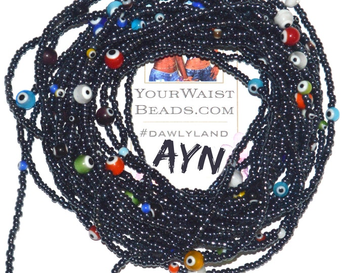 Ayn ~ Custom Protection  Waist Beads & More