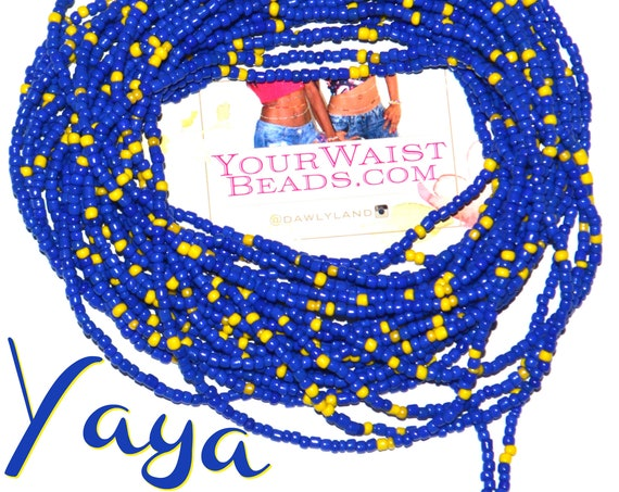 Waist Beads & More ~ YAYA ~ LAST ONE