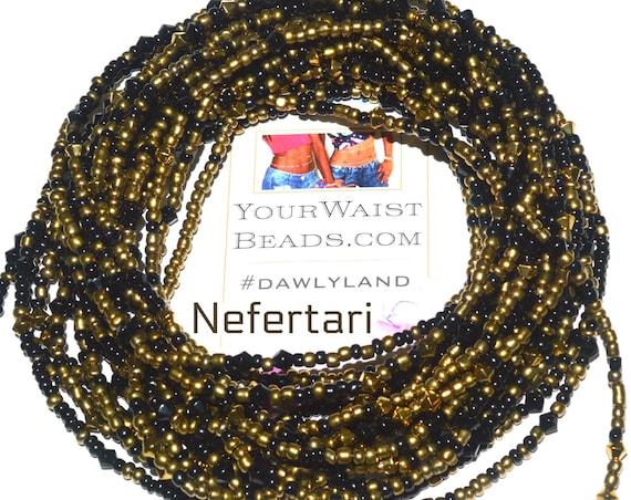Waist Beads & More ~ Nefertari ~ YourWaistBeads.com