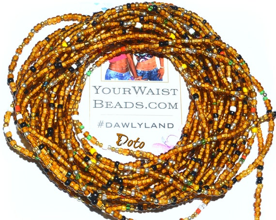 Waist Beads & More ~ Doto ~ YourWaistBeads.com