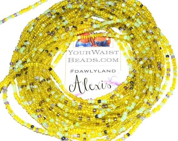 Waist Beads & More ~ Alexis ~ YourWaistBeads.com