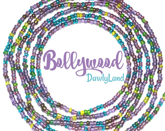 Bollywood ~ Custom Fit Waist Beads & Mega Wraps