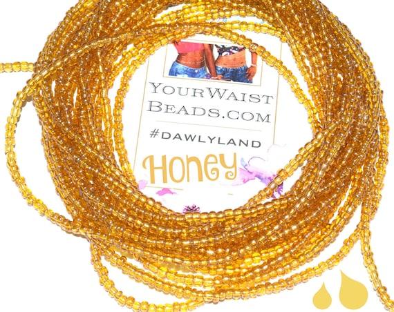 Waist Beads & More ~ Honey ~ Bracelet Anklet or #Beadkini