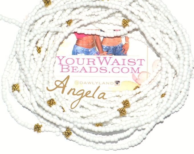 Angela ~ Custom Waist Beads & More