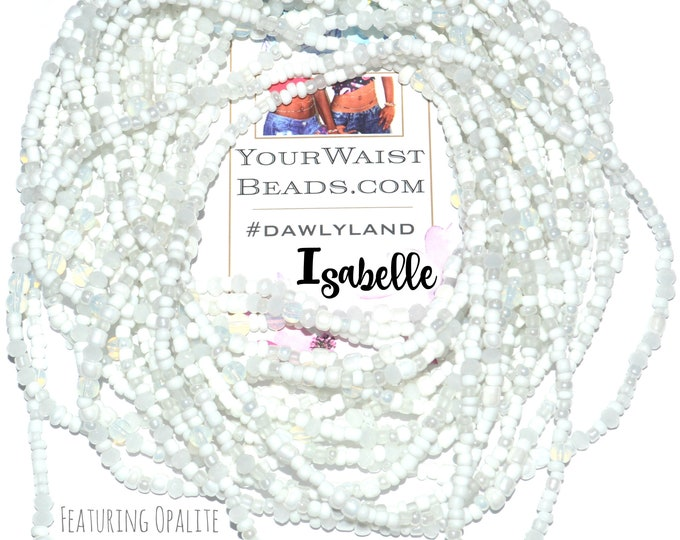 Isabelle ~ Gemstone Waist Beads & More ~ with Opalite