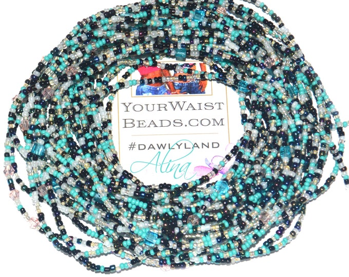 Alina ~ Custom Waist Beads & More